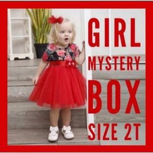 Other - GIRL MYSTERY BOX SIZE 2T FALL/WINTER